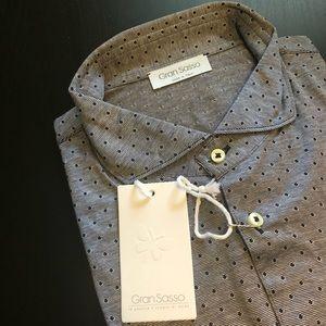Gran Sasso long sleeve shirt 54